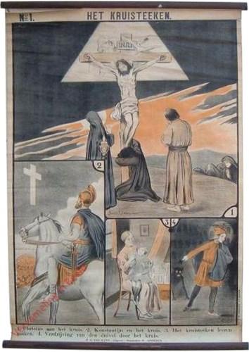 1 - Het kruisteeken [Nederlands]